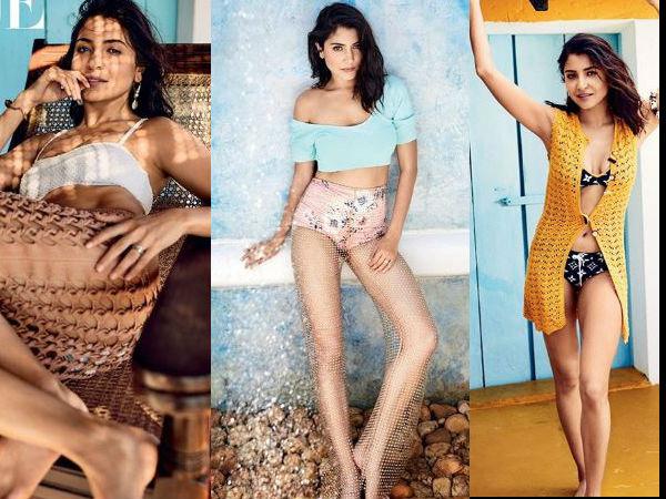मैगजीन कवर पर छाईं अनुष्का शर्मा, शादी के बाद पहली बार दिखा इतना बोल्ड अवतार-PICS