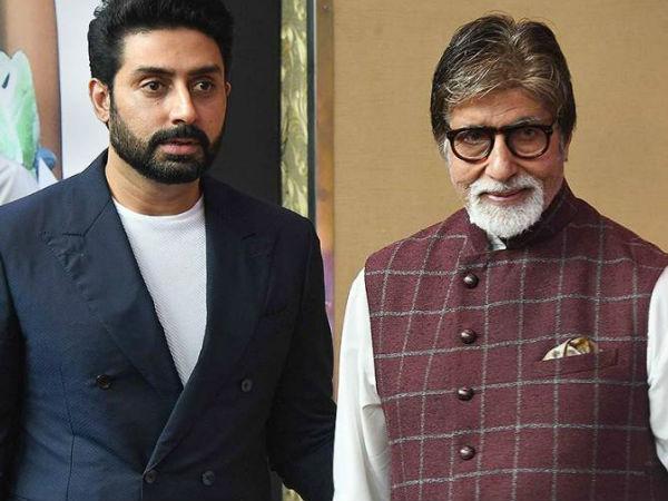 अमिताभ के बाद बेटे अभिषेक बच्चन कोरोना पॅाजिटिव, बॉलीवुड ने भेजा प्यार- एनर्जी, देखिए रिएक्शन !
