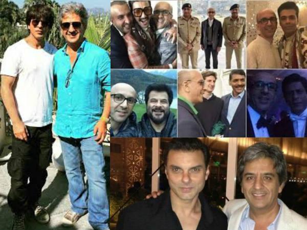 बॉलीवुड का ISI से लिंक? 'पाकिस्तानी एजेंट' के साथ शाहरुख खान समेत कई स्टार्स की तस्वीरें वायरल