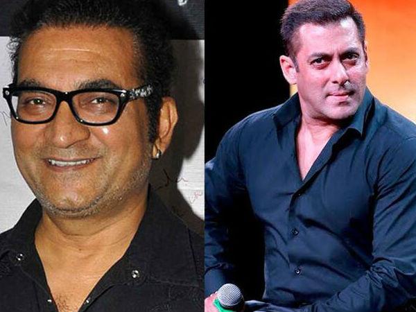 Salman Khan,abhijeet bhattacharya,