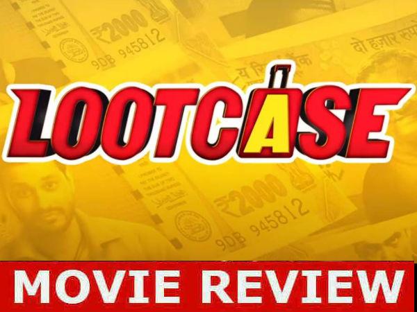 लूटकेस फिल्म रिव्यू - इस फिल्म का हर किरदार आपका दिल जीत लेगा, कॉमेडी का बढ़िया डोज़