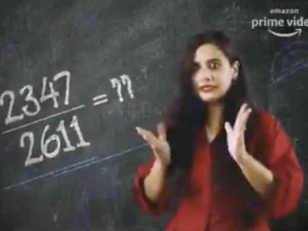 विद्या बालन स्टारर शकुंतला देवी की रिलीज़ डेट तय, इस दिन सीधा पहुंचेंगी आपके घर, देखिए वीडियो