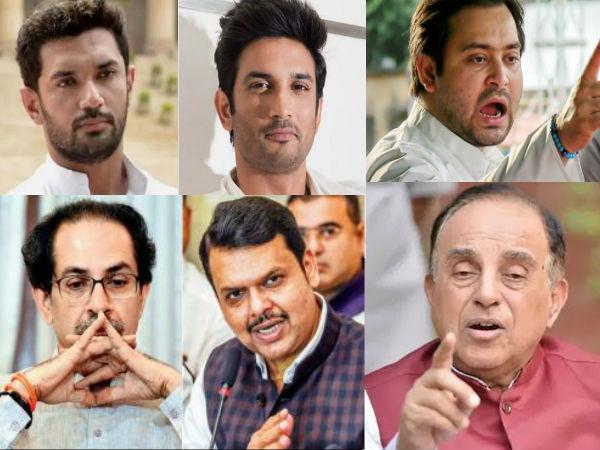 सुशांत सुसाइड केस पर सियासत: बिहार vs महाराष्ट्र,  CBI जांच की मांग तेज, BJP-कांग्रेस की तकरार