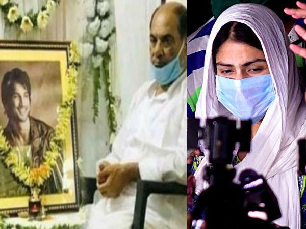 सुशांत के परिवार पर रिया चक्रवर्ती ने लगाया बड़ा आरोप, इंश्योरेंस के पैसे हड़पना चाहती है फैमिली !