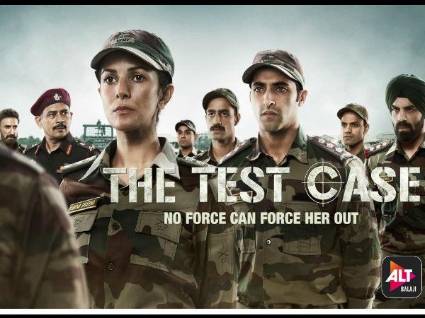 """ऑल्ट बालाजी और ज़ी5 ने """"द टेस्ट केस 2"""" की घोषणा के साथ सेना की भावना को किया सलाम"""