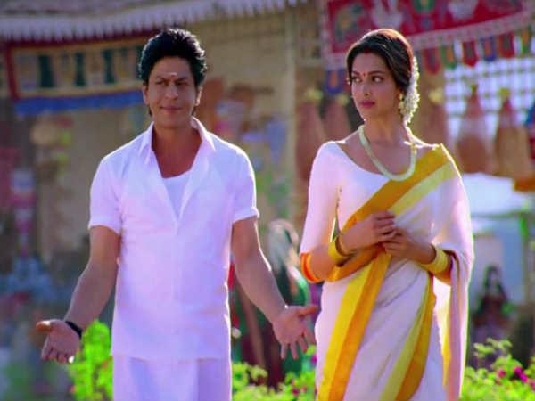 शाहरूख की सबसे बड़ी फिल्म
