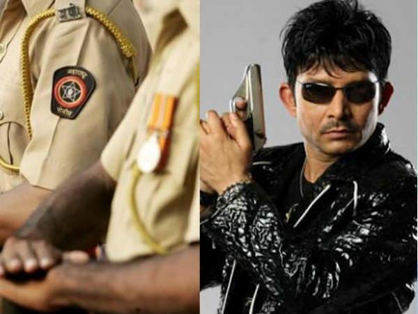 सुप्रीम कोर्ट के फैसले के बाद मुंबई पुलिस पर भड़के केआरके, बोले 'यूपी-बिहार से भी घटिया काम किया'