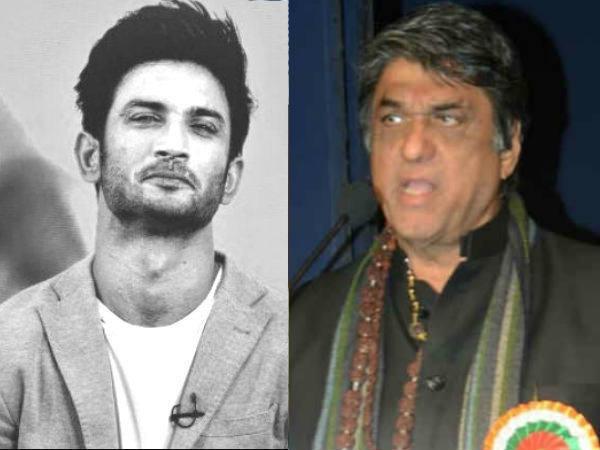 सुशांत सिंह राजपूत केस पर बोले 'शक्तिमान' एक्टर-'इंडस्ट्री में कई मर्डर को सुसाइड में बदलते देखा है'