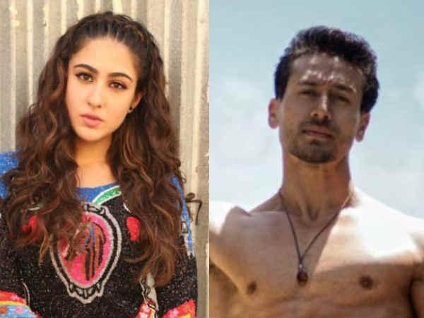 टाईगर श्रॉफ की हीरोपंती 2 की हीरोइन सारा अली खान | Sara Ali Khan to play the female lead in Tiger Shroff's Heropanti 2