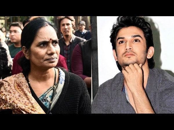 निर्भया की मां का सुशांत सिंह राजपूत के परिवार के लिए खास मैसेज, दिया बड़ा बयान