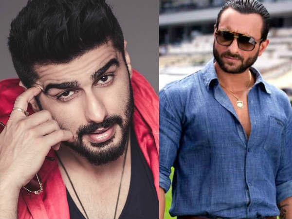 <strong>'भूत पुलिस' में साथ नजर आएंगे सैफ अली खान और अर्जुन कपूर- हॉरर कॉमेडी फिल्म से धमाका</strong>