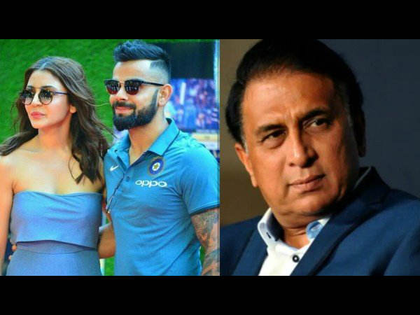 अनुष्का शर्मा को सुनील गावस्कर ने दिया जवाब, विराट कोहली को लेकर हुआ था विवाद!