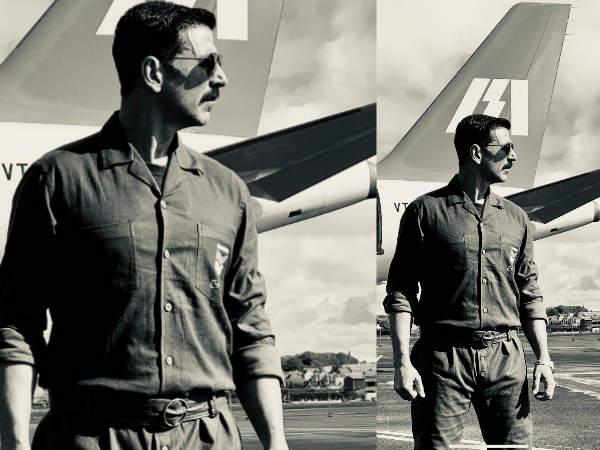 अक्षय कुमार बर्थडे स्पेशल- फिल्म 'बेल बॉटम' से नया धमाकेदार लुक रिलीज, बने हैं रॉ एजेंट