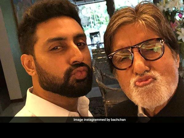अभिषेक बच्चन- 'पापा ने मेरे लिए कभी फिल्म नहीं बनाई, मैंने उनकी लिए फिल्म प्रोड्यूस की है'