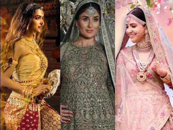 सीता अनुष्का, द्रौपदी दीपिका, जहांआरा करीना, मिलिए बॉलीवुड की महारानियों से