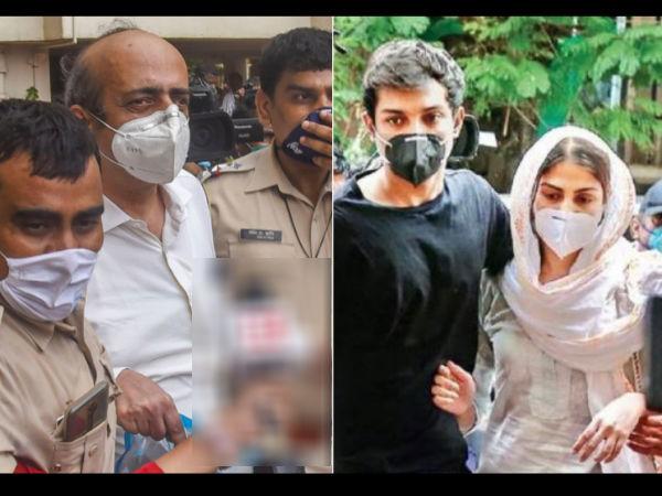 रिया चक्रवर्ती की गिरफ्तारी पर पिता इंद्रजीत ने कहा- 'मुझे मर जाना चाहिए'