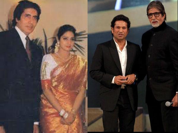 अमिताभ बच्चन की पत्नी बनतीं श्रीदेवी-सौतेले बेटे सचिन तेंदुलकर,लेकिन 'मोहब्बतें' को नहीं था ये मंजूर