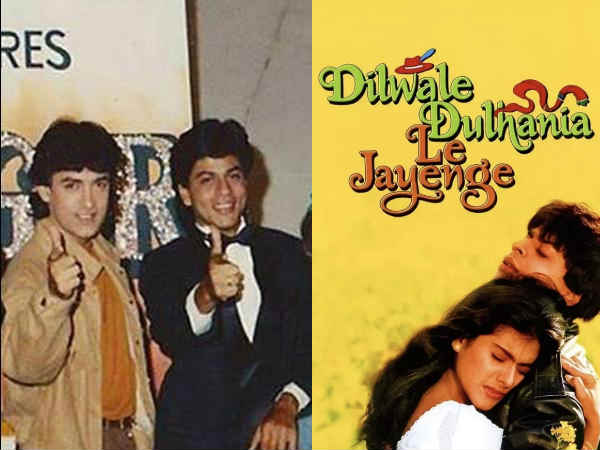 आमिर खान भी निकले DDLJ फैन; शाहरूख खान को कहा - ऐसी शानदार फिल्म के लिए थैंक यू