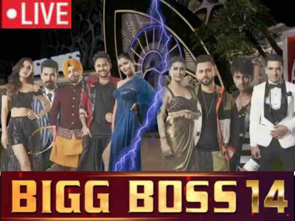 बिग बॉस 14, एपिसोड 12 LIVE - निक्की तंबोली की दादागिरी तो रुबीना दिलाइक भड़कीं, जमकर हंगामा