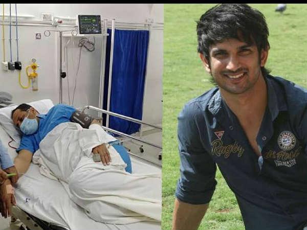 अब सुशांत सिंह राजपूत के चचेरे भाई की बिगड़ी तबीयत, हार्ट अटैक के बाद दिल्ली रेफर