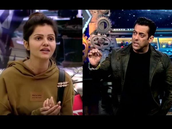 Bigg Boss: सलमान खान के सामने रुबीना दिलैक ने बोला सबसे बड़ा झूठ, VIDEO लीक, खुली पोल