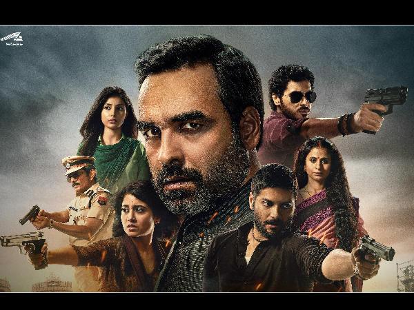 'मिर्ज़ापुर 2' REVIEW: दमदार किरदार, आतंक, षड्यंत्र और भौकाल का डबल डोज़