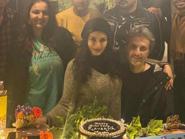 रवीना टंडन ने यूं मनाया अपना 45वां जन्मदिन, देखिए तस्वीरें