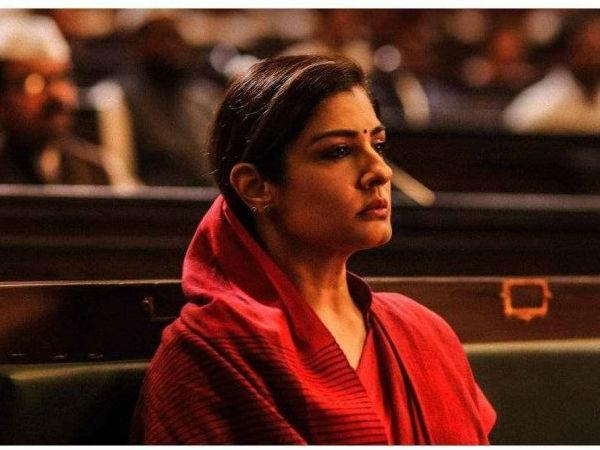 'KGF: Chapter 2' से रवीना टंडन का धमाकेदार फर्स्ट लुक, यश और संजय दत्त के साथ आएंगी नजर