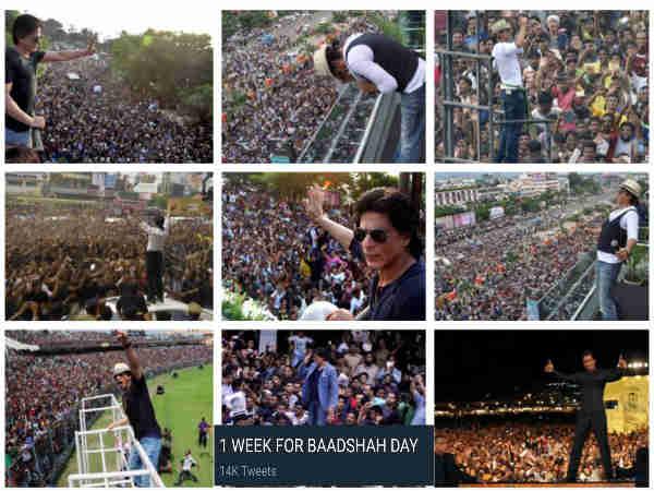 शाहरूख खान ने फैन्स से मांगा जन्मदिन का बेहद खास तोहफा, कर दी है गुज़ारिश