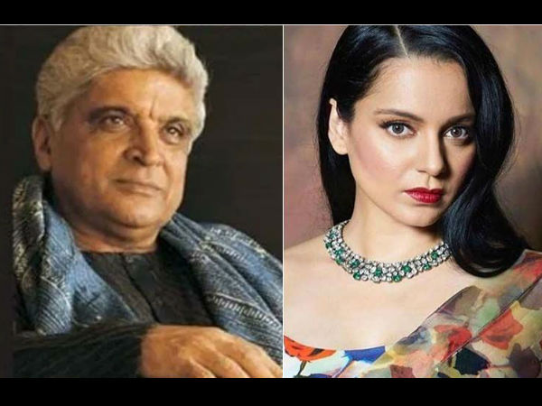 कंगना रनौत पर जावेद अख्तर ने दर्ज करवाया मानहानि का केस, अभिनेत्री ने लगाया था ये आरोप!