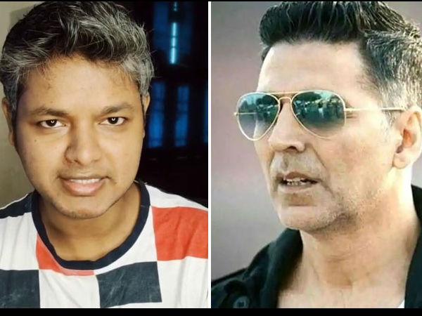 500 करोड़ मानहानि केस, अक्षय कुमार पर भड़के यूट्यूबर राशिद - लीगल एक्शन लूंगा, टारगेट किया