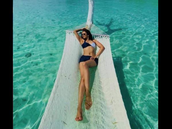 रकुल प्रीत सिंह ने बोल्ड तस्वीर से बढ़ाई गर्मी, इन दिनों मालदीव में बिता रहीं हैं समय