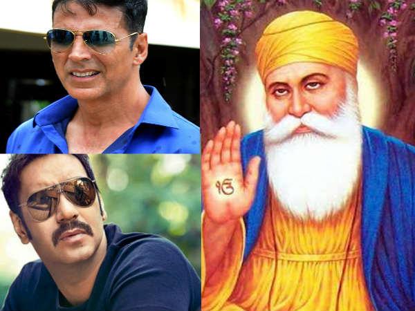अजय देवगन और अक्षय कुमार समेत इन सितारों ने दी गुरुपुरब की बधाई, धड़ल्ले से वायरल ट्वीट्स