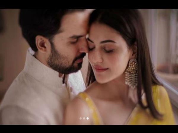 शादी के बाद काजल अग्रवाल ने शेयर की तस्वीरें, पति गौतम किचलू के साथ रोमांटिक फोटोशूट