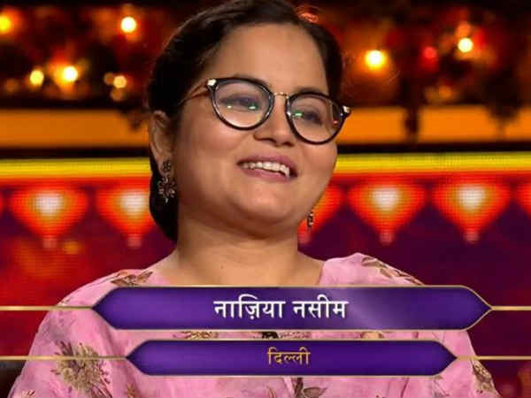 kaun-banega-crorepati-nazia-nasim-answers-these-12-questions-to-become-first-crorepati-of-kbc-season