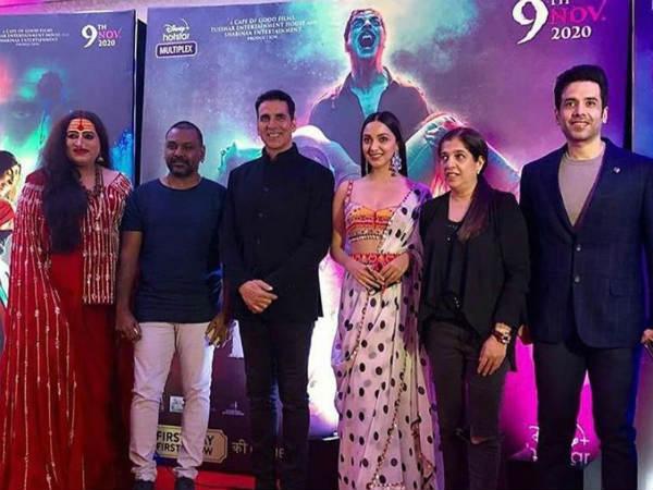 ट्रांसजेंडर समुदाय ने देख ली अक्षय कुमार की फिल्म 'लक्ष्मी'- यहां जानें फर्स्ट रिव्यू