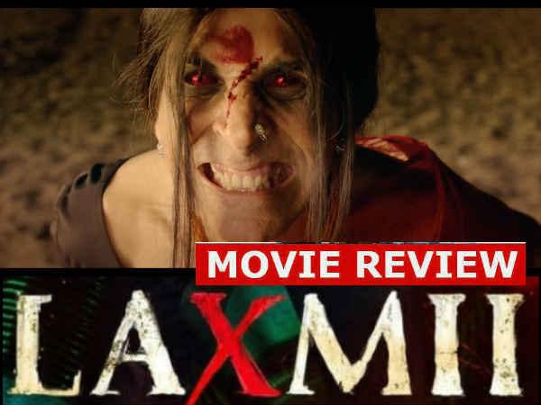 लक्ष्मी फिल्म रिव्यू | डिज़्नी हॉटस्टार | अक्षय कुमार, शरद केलकर, राघव लॉरेन्स