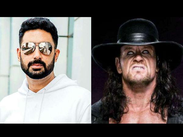 WWE रेसलर अंडरटेकर के रिटायरमेंट पर भावुक अभिषेक बच्चन ने दी ऐसी विदाई, तेजी से वायरल