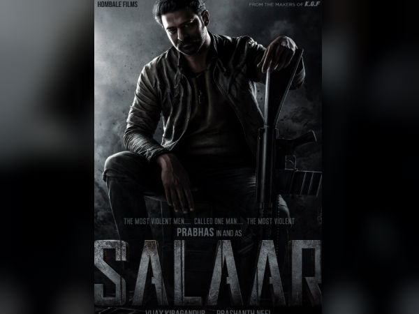 Salaar- प्रभास ने कर डाला अगली फिल्म का ऐलान, KGF डायरेक्टर के साथ तगड़ा धमाका