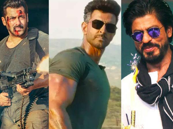 शाहरुख खान की 'पठान' से तगड़ी खबर, सलमान खान ही नहीं ऋतिक रोशन भी आएंगे नजर! After Salman Khan, Hrithik Roshan also Join Shah Rukh Khan pathan says latest reports