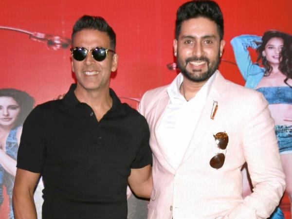 अक्षय कुमार की फिल्मों की गिनती पर ट्विटर पर शुरु हुई बहस- अभिषेक बच्चन ने कहा, 'ये सही नहीं है'
