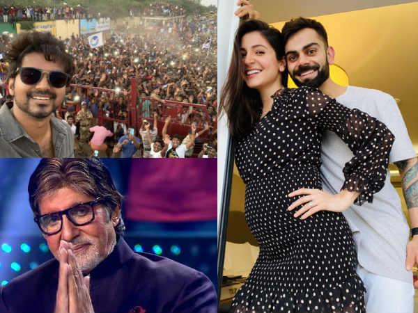 2020 में ट्विटर पर छाए रहे ये सितारे- सुपरस्टार विजय से लेकर अमिताभ बच्चन, सुशांत सिंह राजपूत तक, देंखे LIST