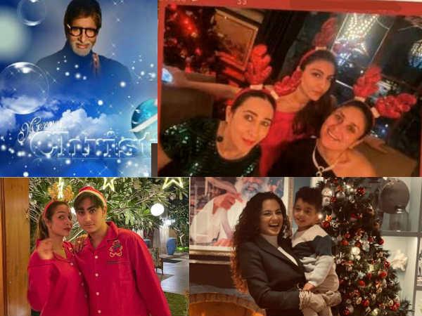 क्रिसमस 2020: सलमान खान, बिग बी से लेकर कंगना रनौत, करीना कपूर- बॉलीवुड सितारों ने कहा, Merry Christmas