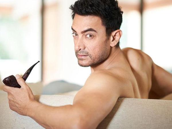 आमिर खान की शर्टलेस तस्वीर हुई वायरल, धड़ल्ले से पसंद कर रहे हैं लोग