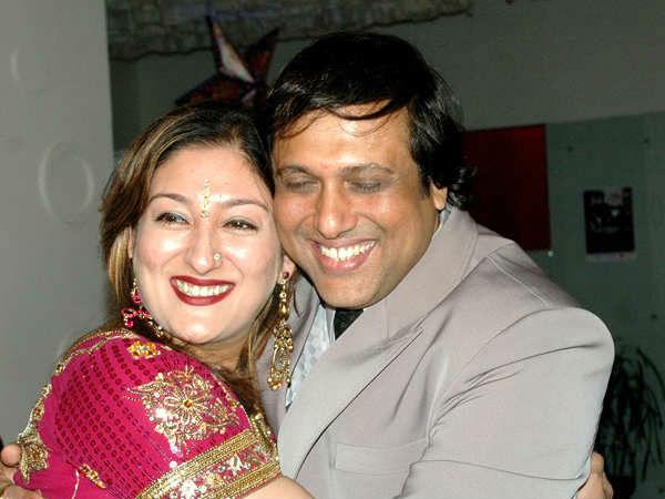 गोविंदा ने पत्नी सुनीता से 18 साल बाद इस वजह से की शादी