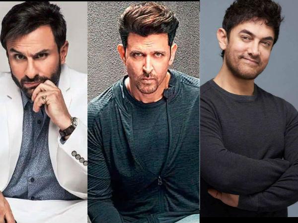 आमिर खान को झटका, ऋतिक बनेंगे सबसे बड़े विलन- सैफ अली खान से मुकाबला ! Hrithik Roshan replace aamir khan in saif ali khan Vikram Vedha hindi remake