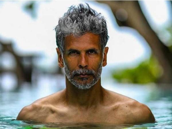 मिलिंद सोमन के न्यूड फोटो को लेकर हुआ था बवाल- एक्टर ने कहा, 'भगवान ने हमें ऐसे ही बनाया है'