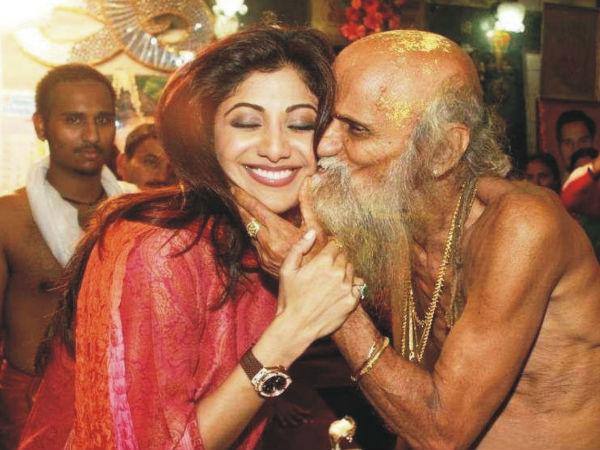 शिल्पा शेट्टी की विवादित तस्वीर