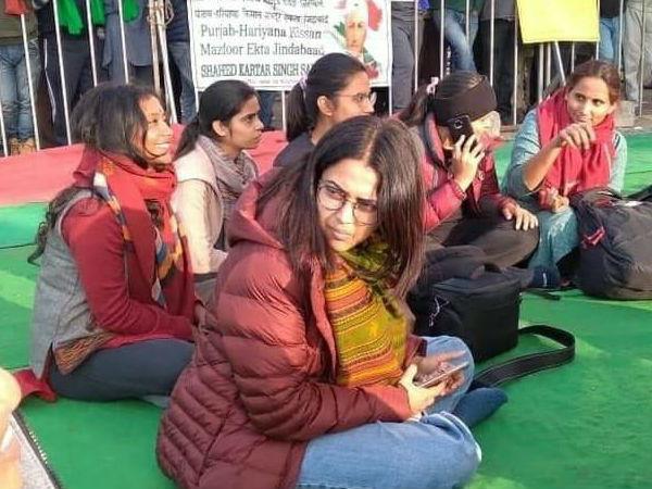 किसानों के समर्थन में स्वरा भास्कर का जोरदार हल्ला बोल, दिल्ली बॅार्डर से बोला- मेरा रोटी से नाता है