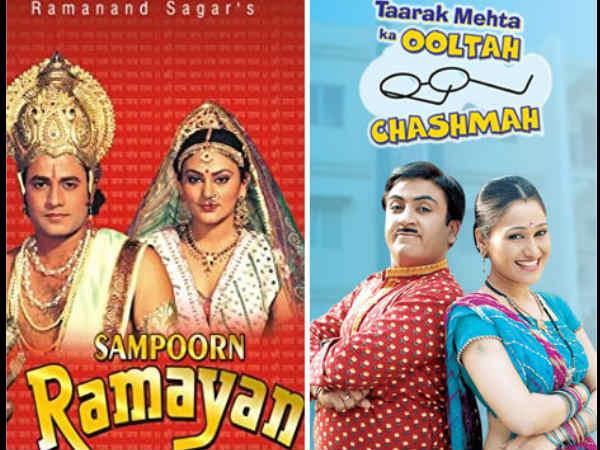 2020 में सबसे ज्यादा सर्च किया जाने वाला शो- रामायण, महाभारत को 'तारक मेहता' ने छोड़ा पीछे- देखें पूरी LIST